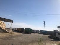 MAHSUR KALDI - (Özel) Yüze Yakın Türk Tır Şoförü, 26 Gündür Özbekistan'da Mahsur