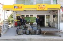 BOLAT - PTT Amasya Başmüdürlüğü'nden 'Sıfır Atık Projesi'ne Destek
