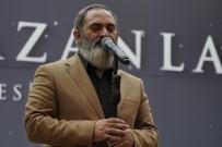 Ramazan Etkinlikleri Dursun Ali Erzincanlı İle Devam Etti