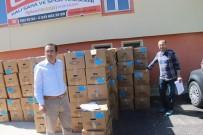 Seydişehir'de Çilek Üreticileri Fidelerini Teslim Aldı