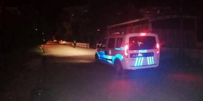 Takip Edilince Petrol İstasyonuna Sığınıp Polisten Yardım İstedi