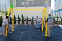 BAŞAKPıNAR - Talas'a 15 Yeni Park