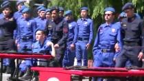 Tekirdağ'da Engelli Gençlerin 'Askerlik' Sevinci