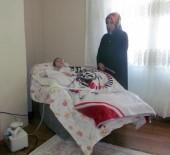 TRAFIK KAZASı - Trafik Kazasında Yatalak Kalan Muhammet Yusuf, 156 Bin TL'lik Tedavisi İçin Yardım Bekliyor