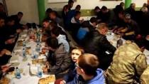 SARAYBOSNA - Türk Askerinden katliamın yaşandığı Boşnak köyünde iftar