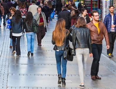 Türkiye'nin genç nüfus oranı açıklandı