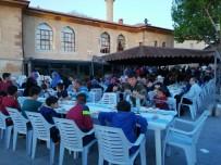 Uçhisar Belediyesi İftar Çadırına  Yoğun İlgi