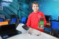 ROBOT - Yayla Okulunun Öğrencileri Robot El Yaptı