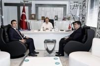 Yıldırım, Belediye Başkanı Süleyman Kılınç İle Bir Araya Geldi
