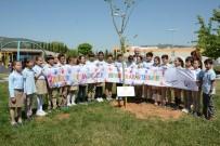ÖLÜMSÜZ - Yüzüncü Yılda Ağaç Dikip Gençliğe Hitabe'yi Okudular