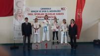 KARATE - Zişan Gürsoy Karate Yıldızlar Kumite'de Türkiye Şampiyonu