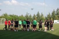 Abalı Denizlispor, Spor Toto 1. Lig'in Son Antrenmanını Yaptı