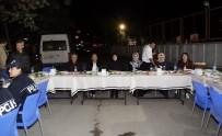 ADALET KOMİSYONU - Aksaray Protokolü KOM Noktada Sahur Yaptı