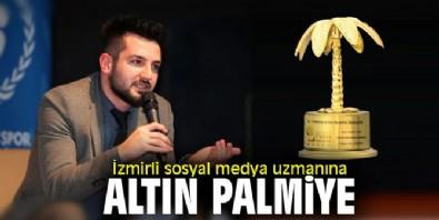 Altın Palmiye Ödül Töreni'ne damgasını vurdu