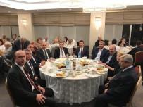 Ankara'da Çanakkaleliler İftarda Bir Araya  Geldi