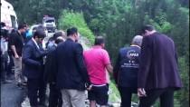 Arama Çalışmalarına Katılan 2 Asker Suya Kapıldı