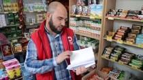 Bakkalın 'Veresiye Defterini' Satın Alarak Borçluları Sevindirdi