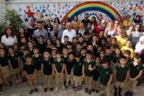 Başkan Gültak, Minik Öğrencilerin Heyecanına Ortak Oldu