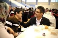 -Başkan İşlek, İftar Yemeğinde Engelli Vatandaşlarla Bir Araya Geldi