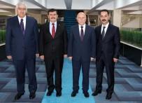 Başkan Sekmen Açıklaması 'Erzurum Değerler Üstü Bir Şehirdir'