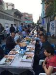 Beşir Derneği'nden 500 Kişilik İftar Yemeği