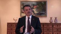 BEKIR PAKDEMIRLI - 'Bosna Hersek'in Kırsalda Kalkınması Bizim İçin Önemli'
