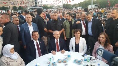 Kılıçdaroğlu: İmamoğlu, Cumhuriyet Halk Partisi'nin adayı olmaktan çıktı