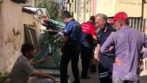 Denizli'de Boya İskelesi Çöktü Açıklaması 2 Yaralı