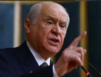 DEVLET BAHÇELİ - Devlet Bahçeli'den Erdoğan'ın davetine cevap