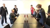 MEVLÜT ÇAVUŞOĞLU - Dışişleri Bakanı Çavuşoğlu Finlandiya'da Alman Mevkidaşıyla Görüştü