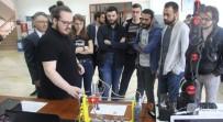 DPÜ'de Dönem Sonu Projeleri Sergisi