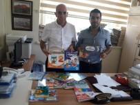 Ergani Halk Kütüphanesi'nden Okullara Kitap Yardımı