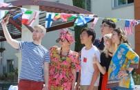 YABANCI ÖĞRENCİ - Farklı Kültürlerin Renkli Buluşması