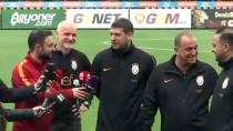 ÜMİT DAVALA - Galatasaray'ın UEFA Kupası Zaferinin 19. Yıl Dönümü