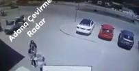 TİCARİ ARAÇ - İki Kişinin Öldüğü Feci Kaza Kamerada