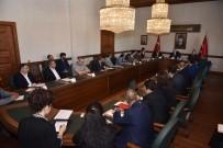 YAŞAR KARADENIZ - Kastamonu'da Ahşap Fuarı Toplantısı Yapıldı