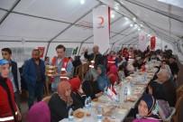 Kızılay'dan Günlük 500 Kişiye İftar
