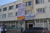 BÜYÜKŞEHİR YASASI - Kozan Belediyesi Borçlarını Afişle Duyurdu
