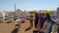 Lise Öğrencileri KMÜ Arkeoloji Bölümünü Ziyaret Etti