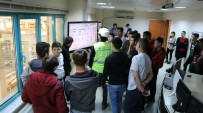 Lise Öğrencilerinden Emet Bor Tesislerinne Teknik Gezdi