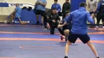 SPOR KOMPLEKSİ - Milli Güreşçiler 6'Da 6 İçin Güç Depoluyor