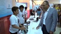 Ortaokul Öğrencisinden 'Akıllı Kask' Tasarımı