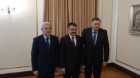BEKIR PAKDEMIRLI - Pakdemirli, Bosna-Hersek Devlet Başkanlığı Konseyi Üyeleri İle Görüştü
