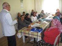 SEDAT BÜYÜK - Pazaryeri'nde 'Ustalar Kursiyerlerle Buluşuyor' Projesi