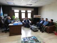 GİRİŞİMCİLİK - Rektör Yardımcısı Prof. Dr. Mindivan, Başkan Şahin İle Bir Araya Geldi