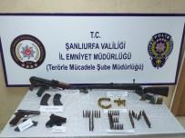 SİLAHLI TERÖR ÖRGÜTÜ - Şanlıurfa'da Terör Operasyonu Açıklaması 10 Gözaltı