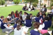 Sarıkaya'da Bin Öğrenci Kitap Okudu