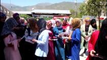 Sason'da '100 Kadın Değişir Toplum Değişir Projesi'