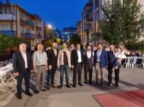 TRAFIK KAZASı - Semazen Gösterisi Sokak İftarına Renk Kattı