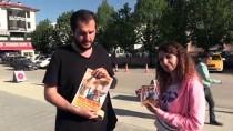 Sokak Sokak Gezerek Kaybolan Köpeğini Arıyor